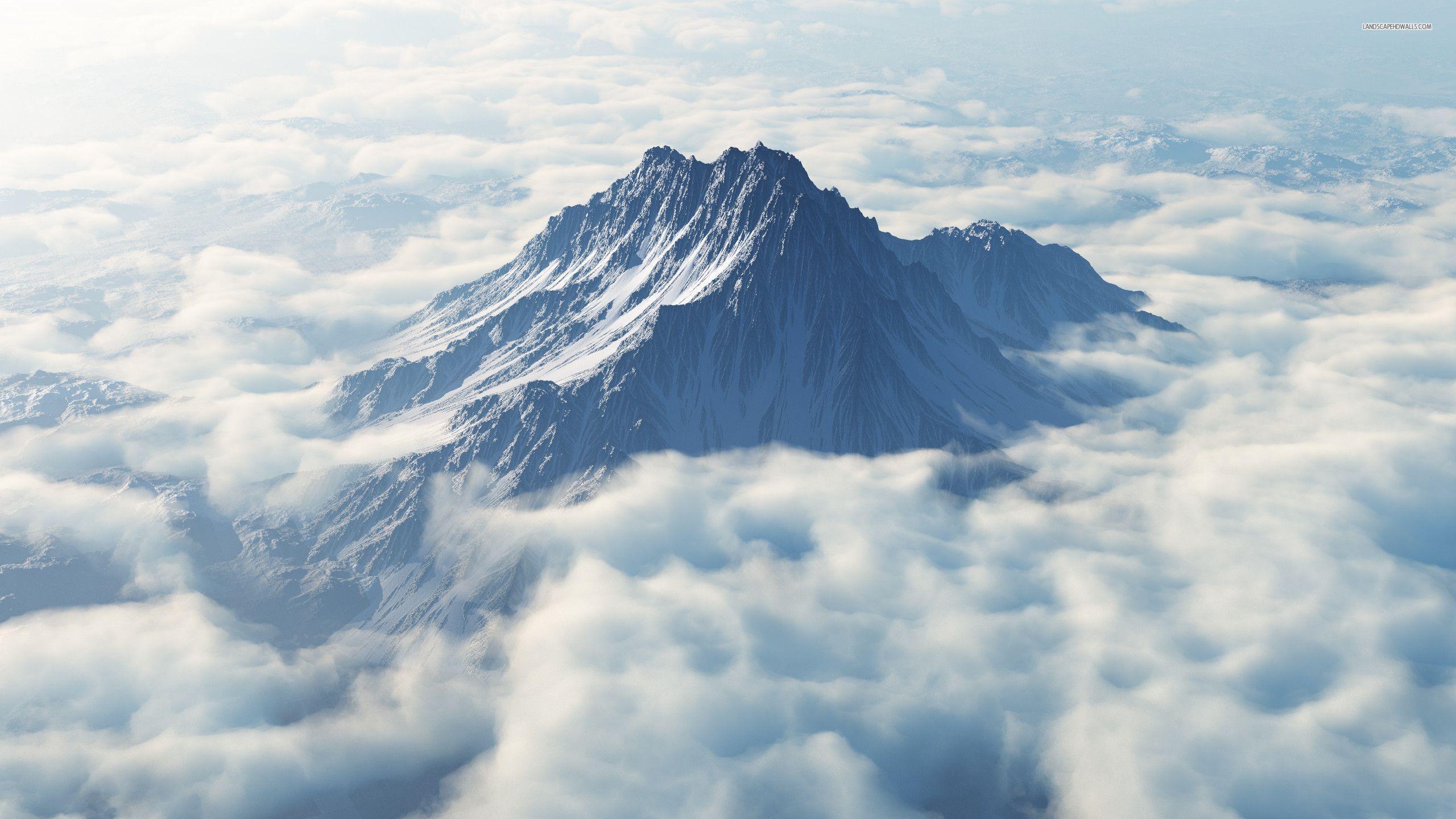 15 Best HD Mount Olympus Wallpapers 2560x1440