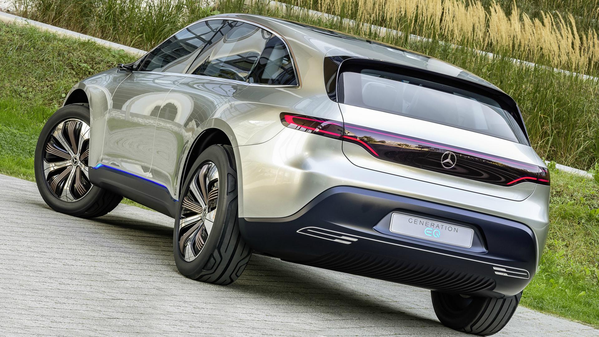 2019 Mercedes Benz EQC Edition Exterior Changes   2019 Mercedes 1920x1080