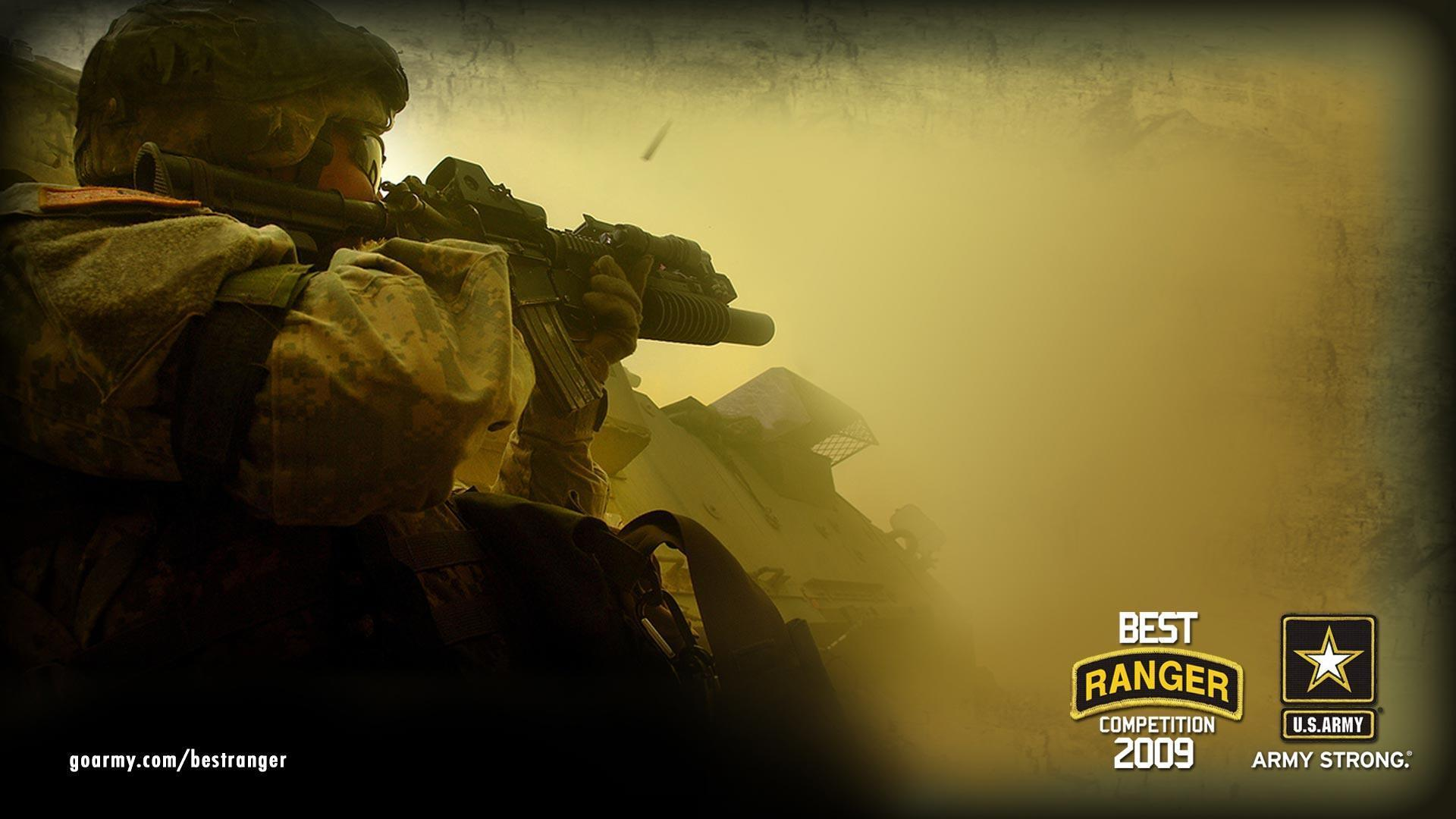 Army Ranger Wallpapers 1920x1080