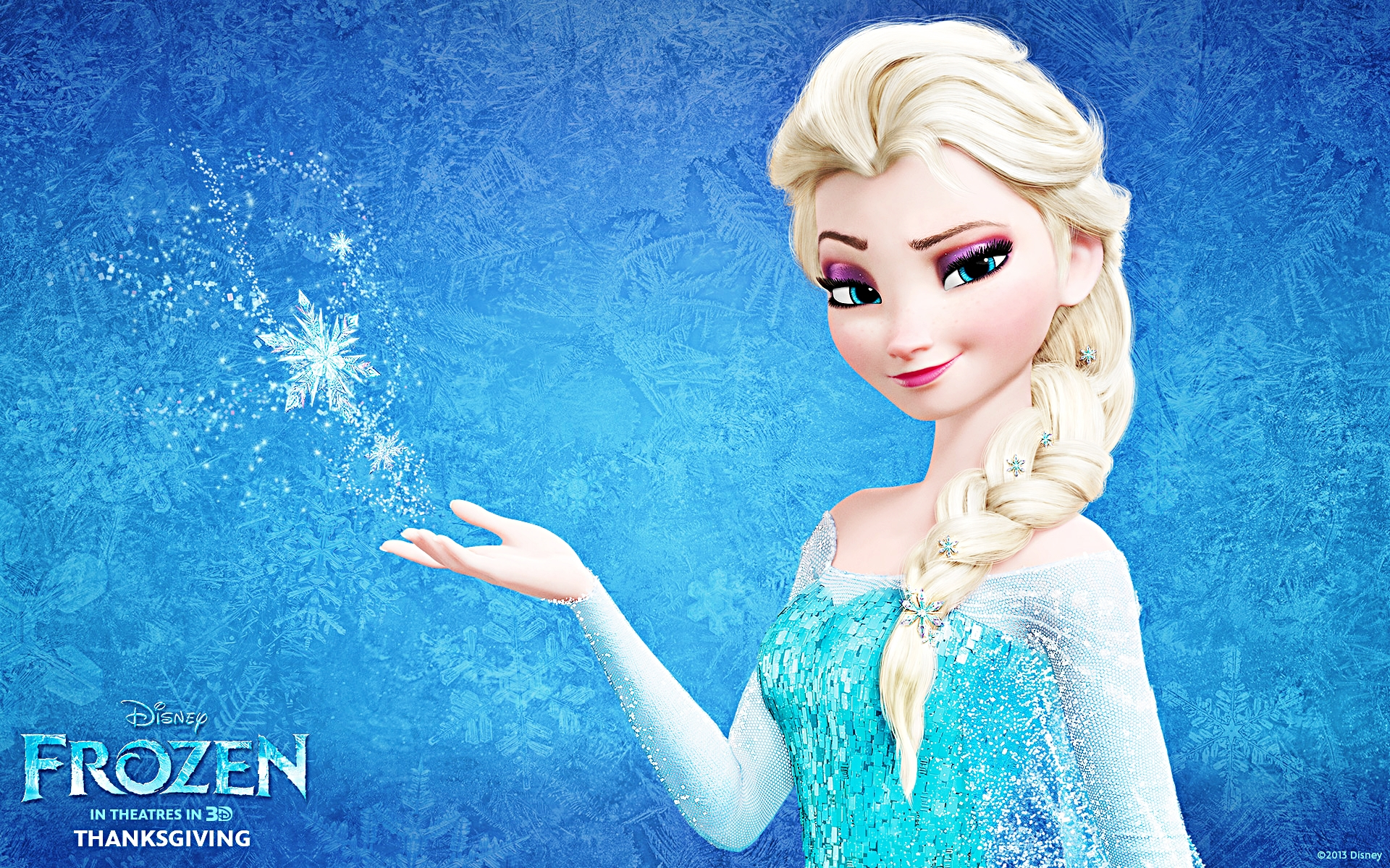 Walt Disney Wallpapers   Queen Elsa   Walt Disney Characters Wallpaper 1920x1200