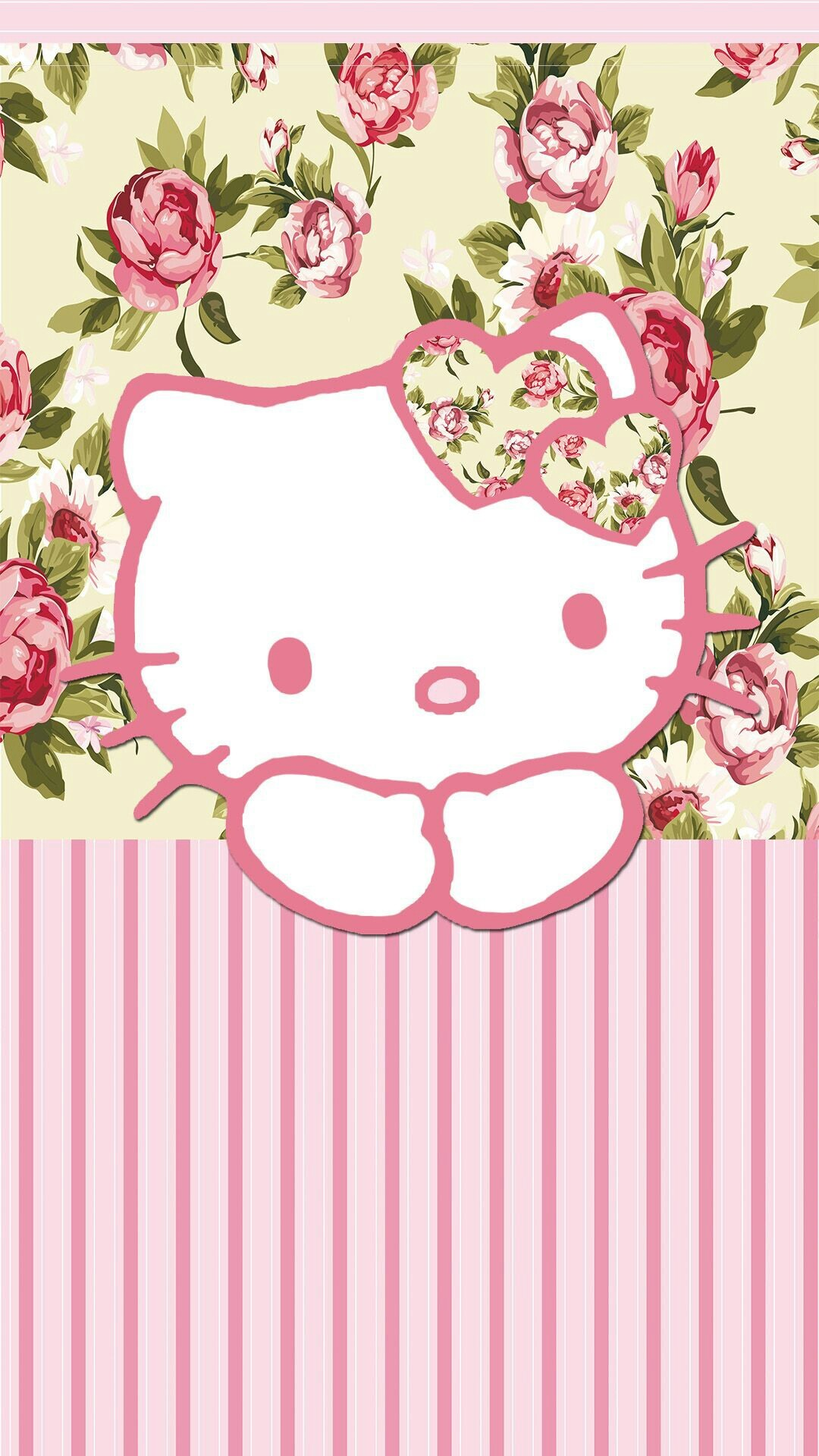 Hello Kitty Desktop Background Wallpapers 61 images 1080x1920