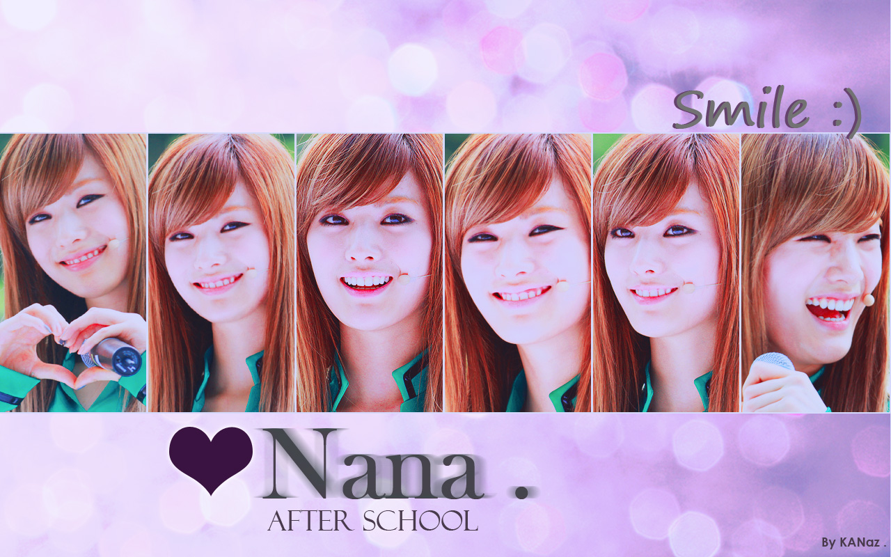 Nana   Nana After School Wallpaper 26663244 1280x800