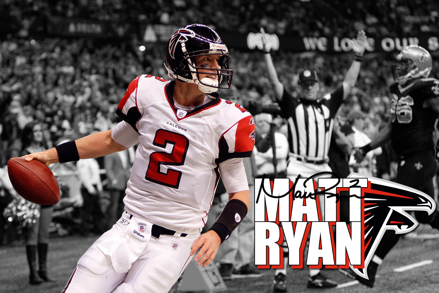 Atlanta Falcons Desktop Wallpapers: Atlanta Falcons Desktop Wallpaper