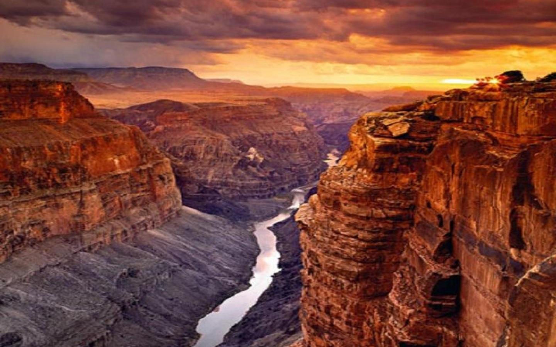 Heaven On Earth Grand Canyon Wallpaper Hd Wallpapers Wallpaper 1440x900