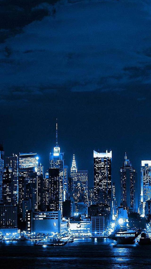 New York Skyline Wallpaper Free HD I HD Images