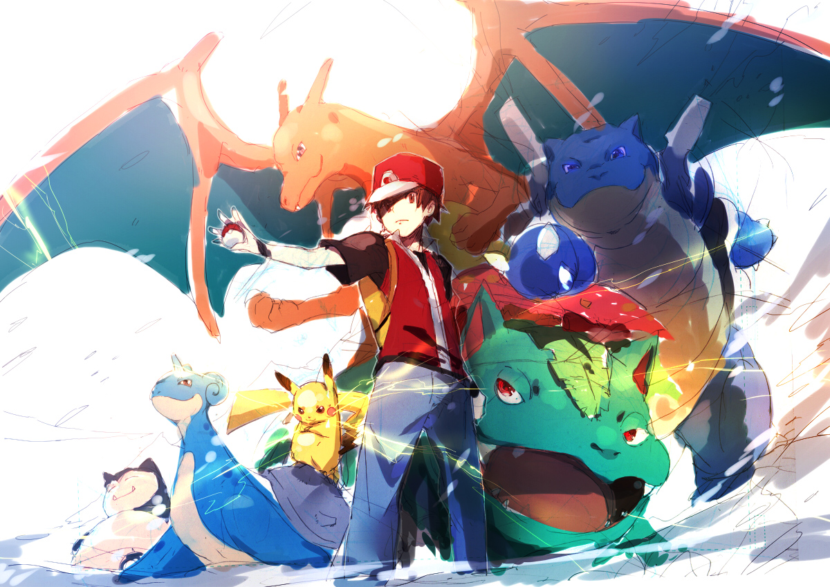 Pokemon HD Pictures Hd Wallpapers 1200x849