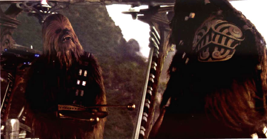Chewbacca During The Clone Wars   Star Wars Rebel Alliance Characters 882x460