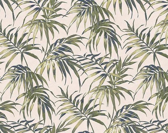 Tropical Leaf Patterns Tropical leaf wallpaper 580x460