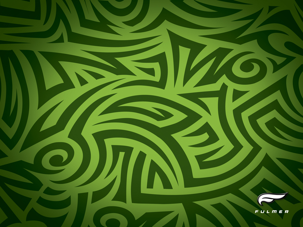 Cool Green Wallpaper Designs Wallpapers Gallery 1024x768