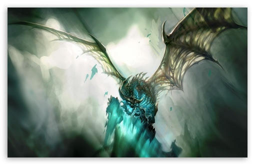 World Of Warcraft Dragon HD wallpaper for Standard 43 54 Fullscreen 510x330