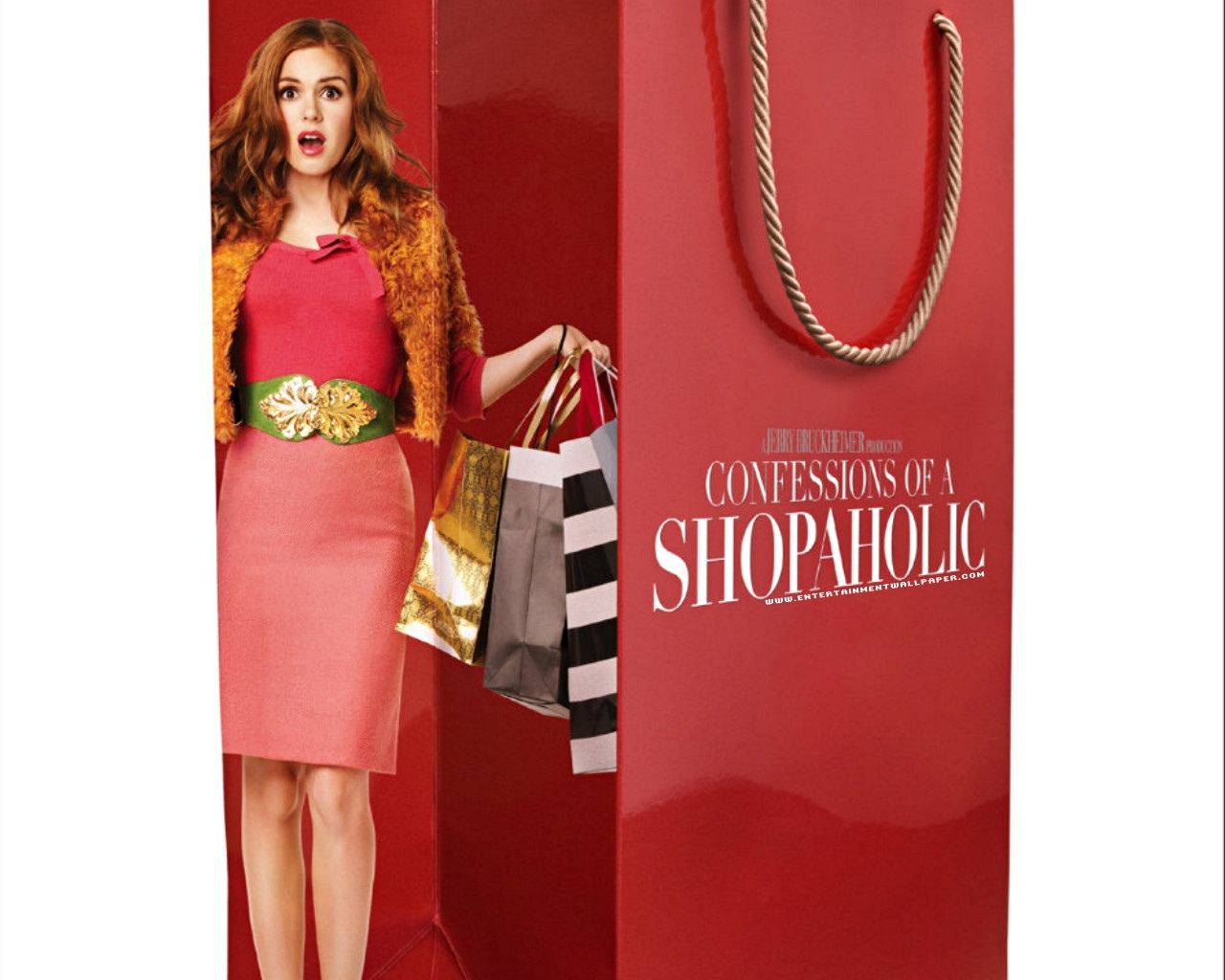 Confessions of a Shopaholic Wallpaper on We Heart It 1280x1024