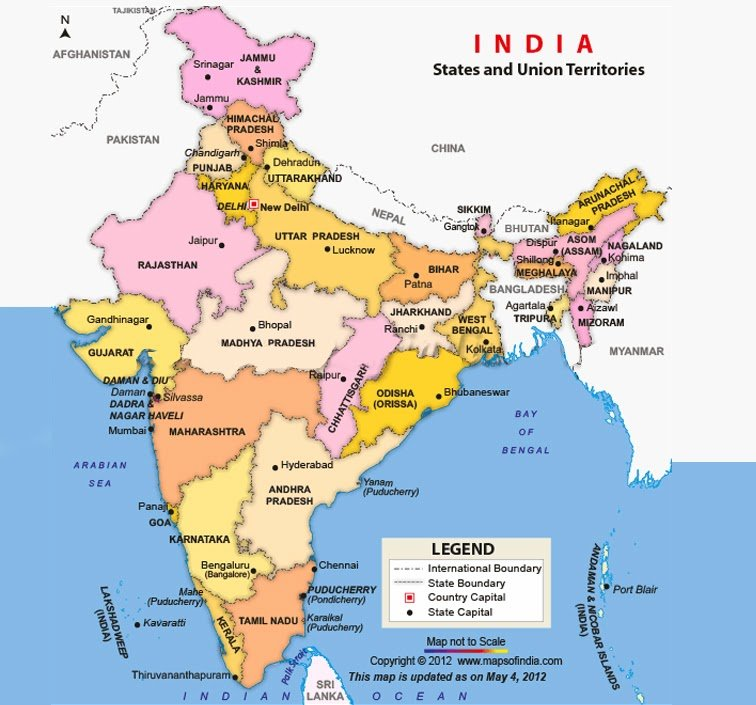 hd picture of indian map 25 New Indian Map Hd Image hd picture of indian map