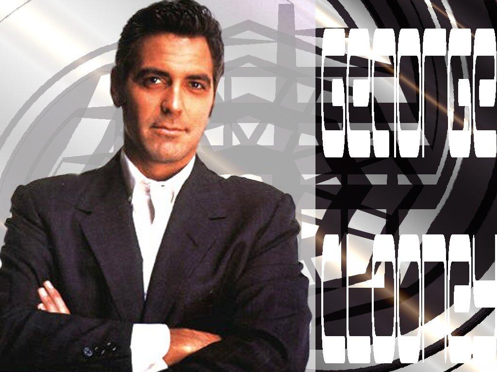George Clooney   George Clooney Wallpaper 179614 1024x768