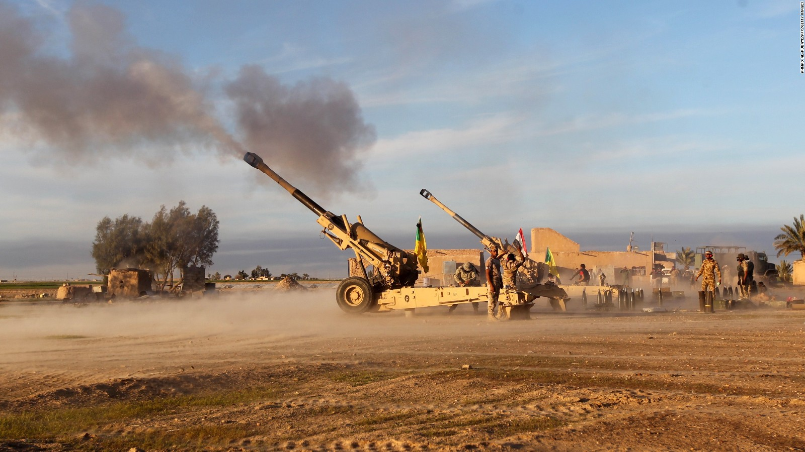 Iraqi forces expected to retake Tikrit within days   CNN 1600x900