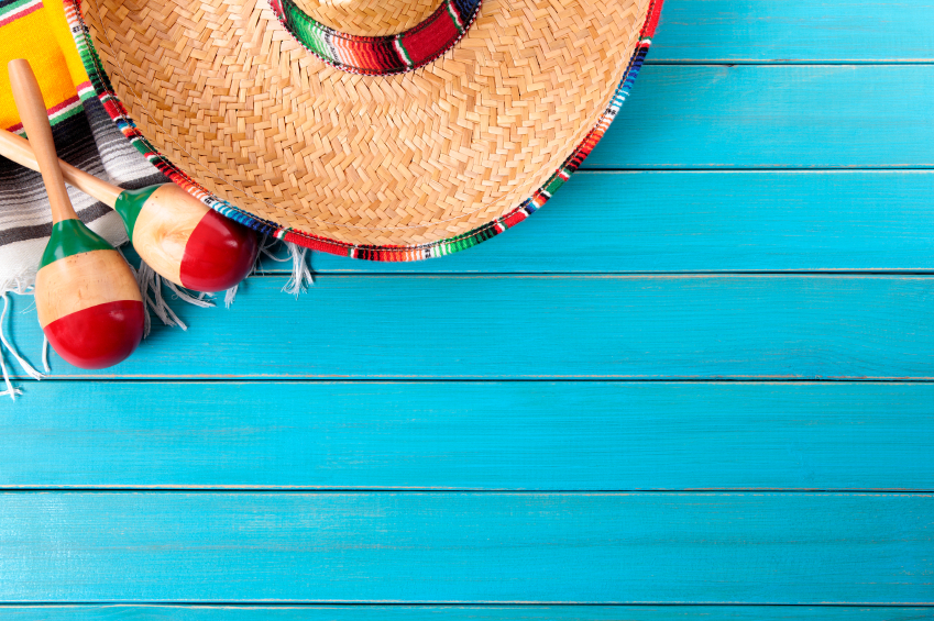 Mexican Fiesta Wallpaper 849x565