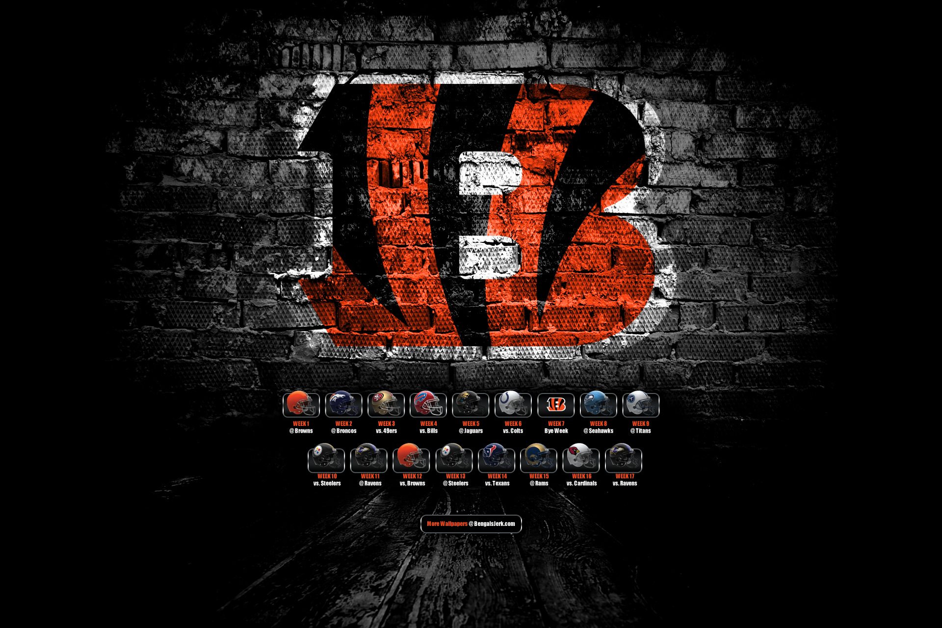 Cincinnati Bengals Home The official source of the latest Bengals headlines news videos photos tickets rosters stats schedule and gameday information