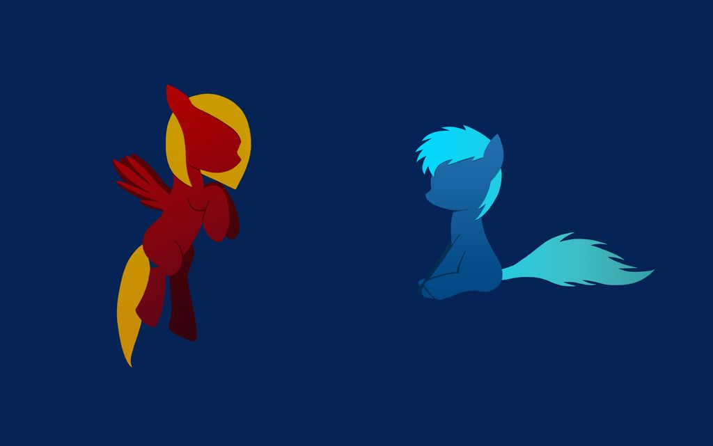 MLP Wallpaper   MNML by ipnwn 1024x641