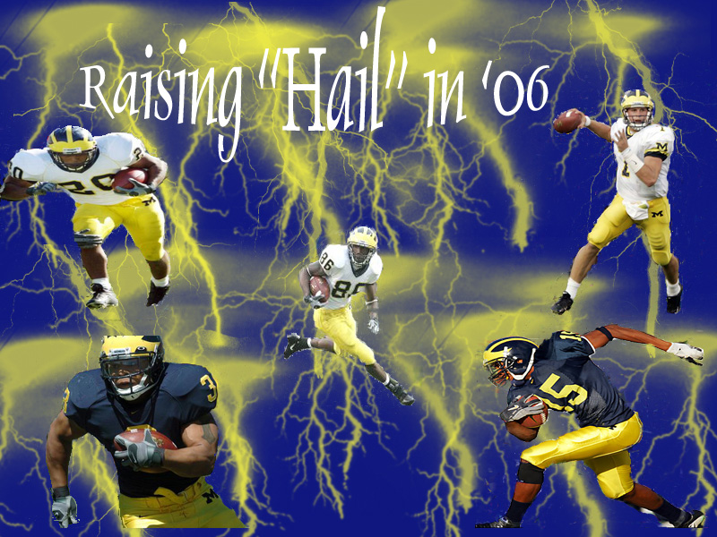 Cool wallpaper wallpaper Michigan Wolverines 2006 Wallpaper 800x600