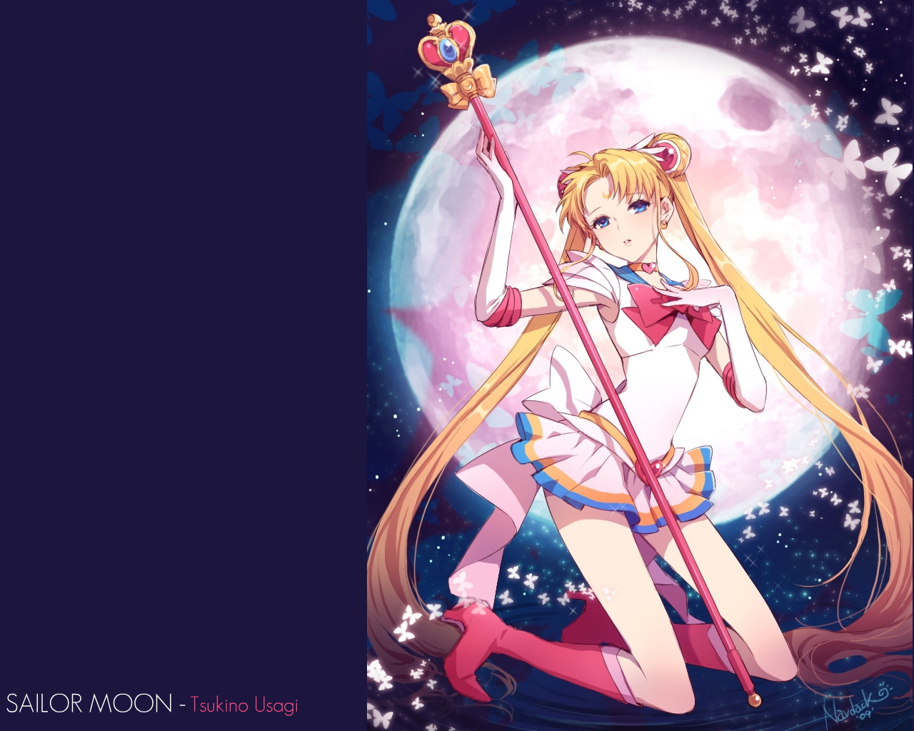 Sailor Moon Characters Wallpaper 1280x1024 Full HD Wallpapers 1280x1024
