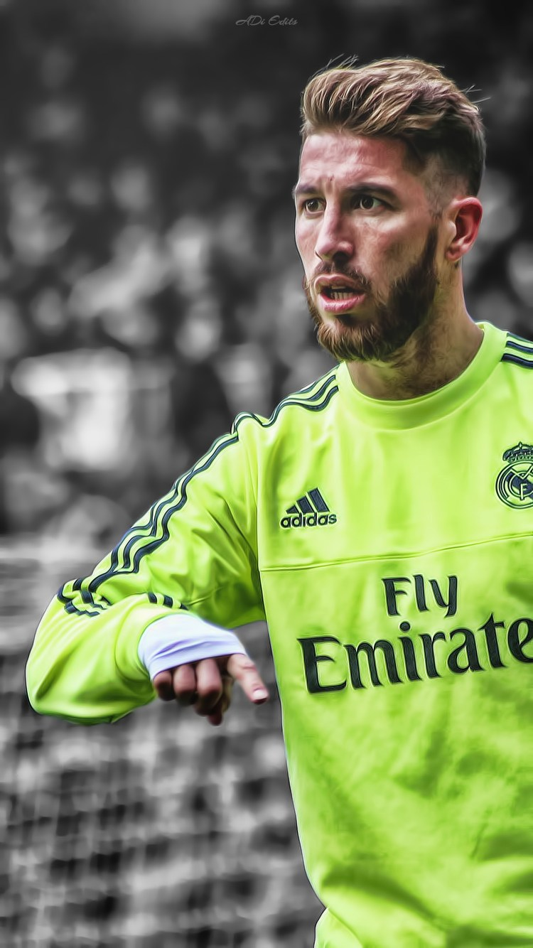 Sergio Ramos Wallpapers   Top Sergio Ramos Backgrounds 750x1334