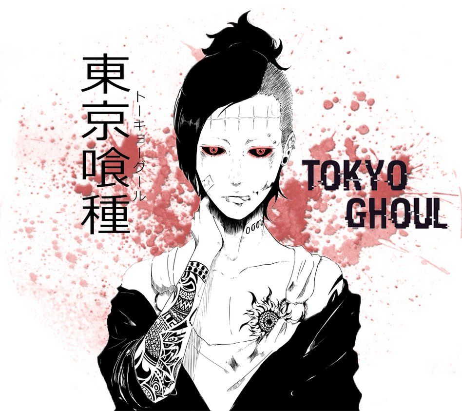 Free Download Tokyo Ghoul Uta Wallpaper Mobile By