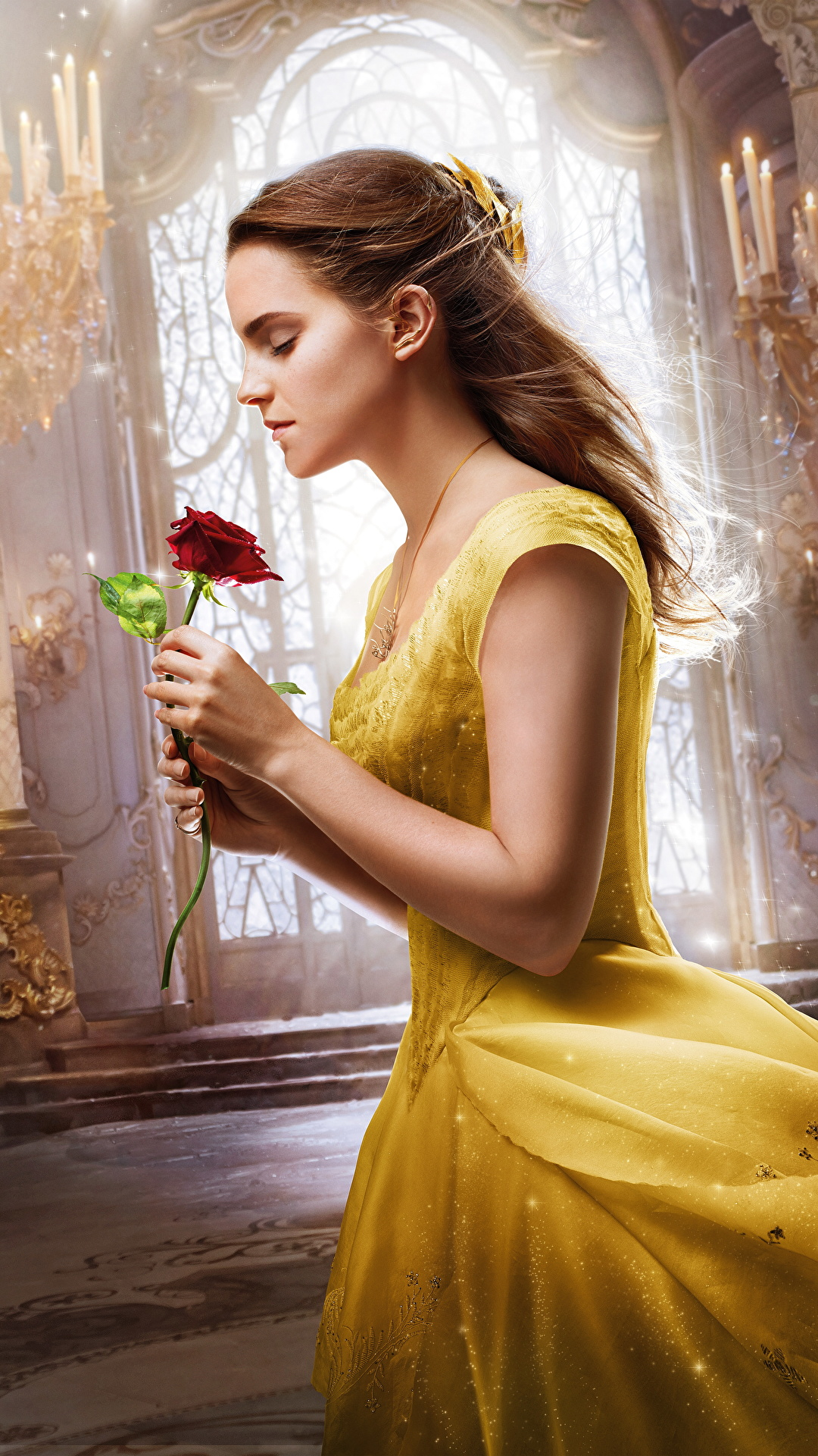 Free Download Images Beauty And The Beast 2017 Emma Watson