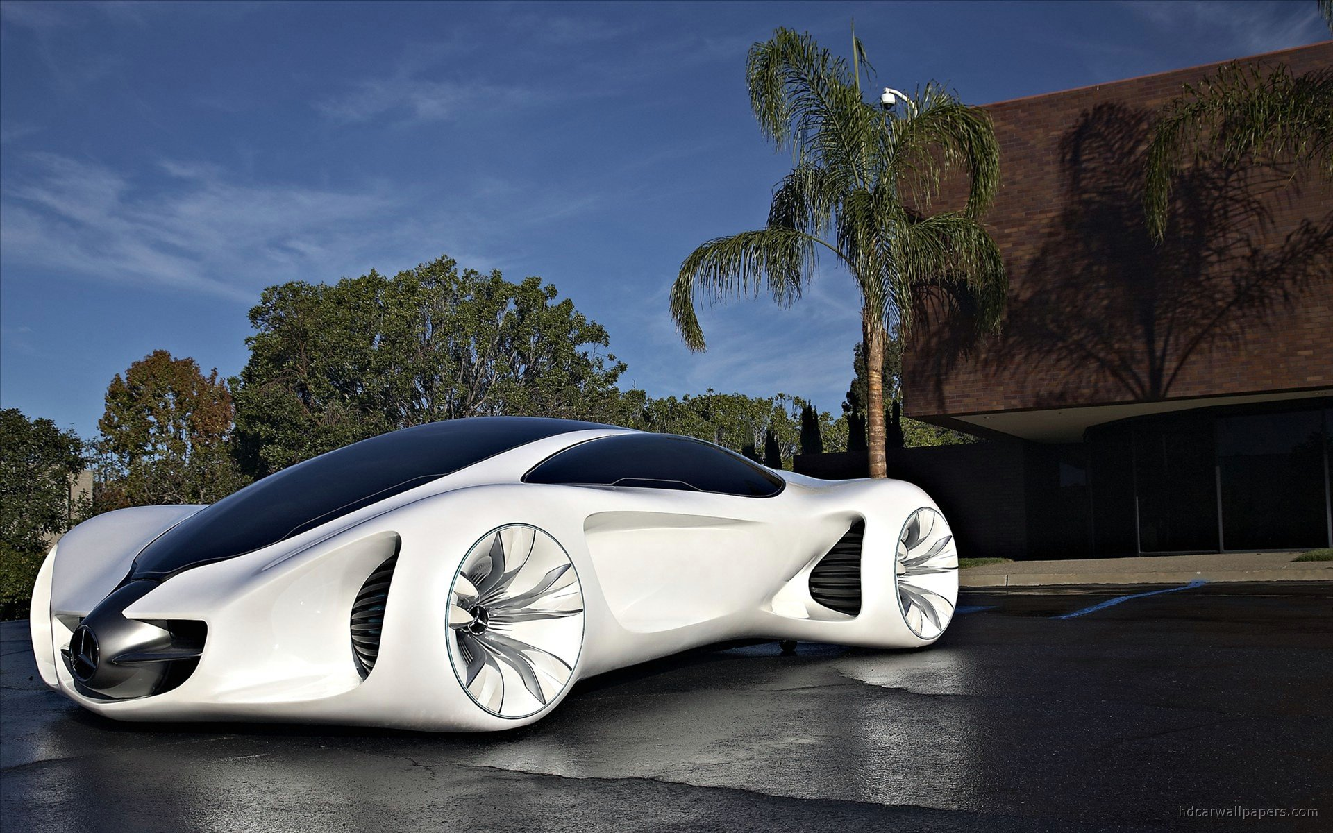 2010 Mercedes Benz Biome Concept Wallpaper HD Car Wallpapers 1920x1200