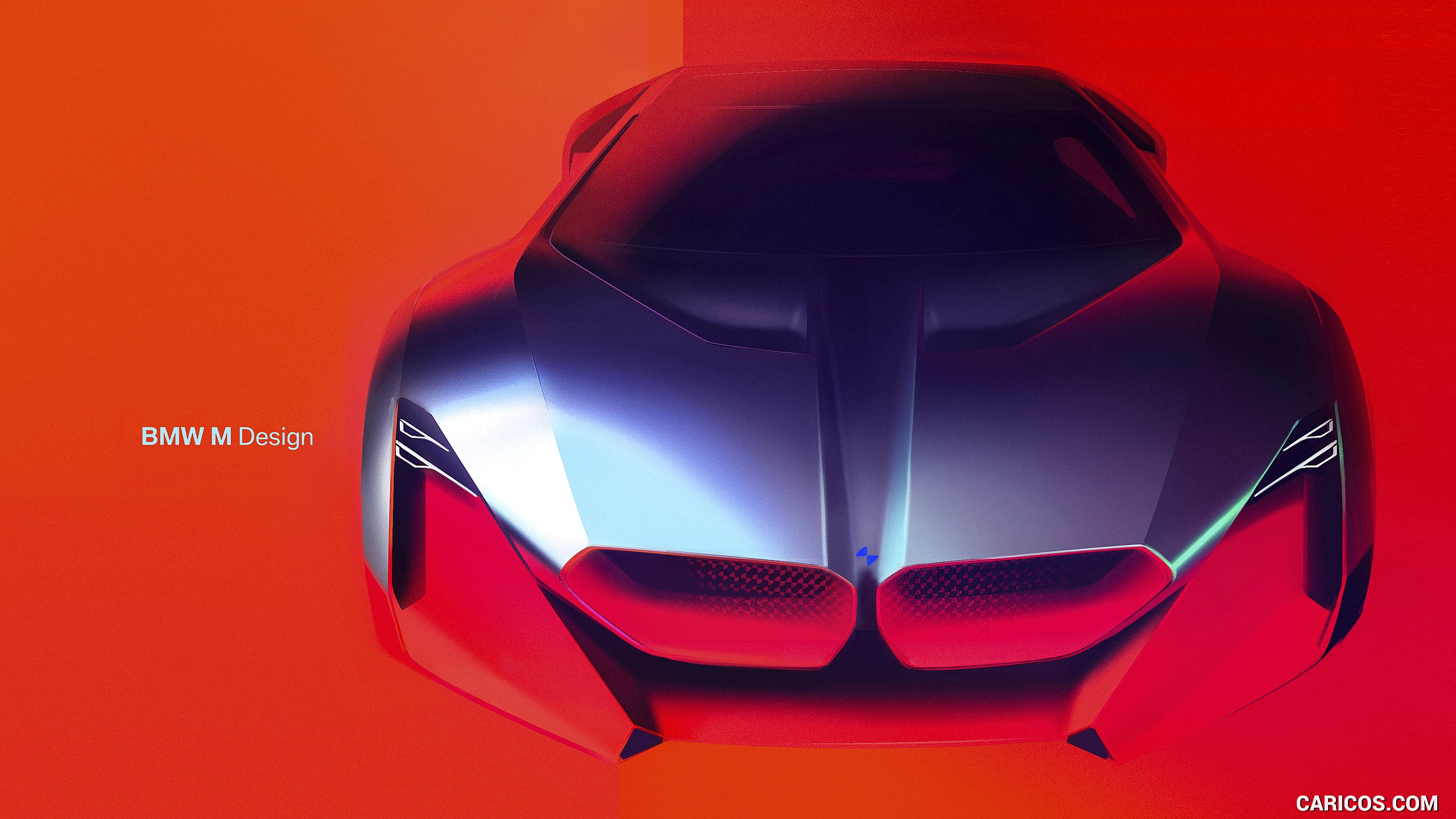 2019 BMW Vision M Next   Design Sketch HD Wallpaper 63 2560x1440