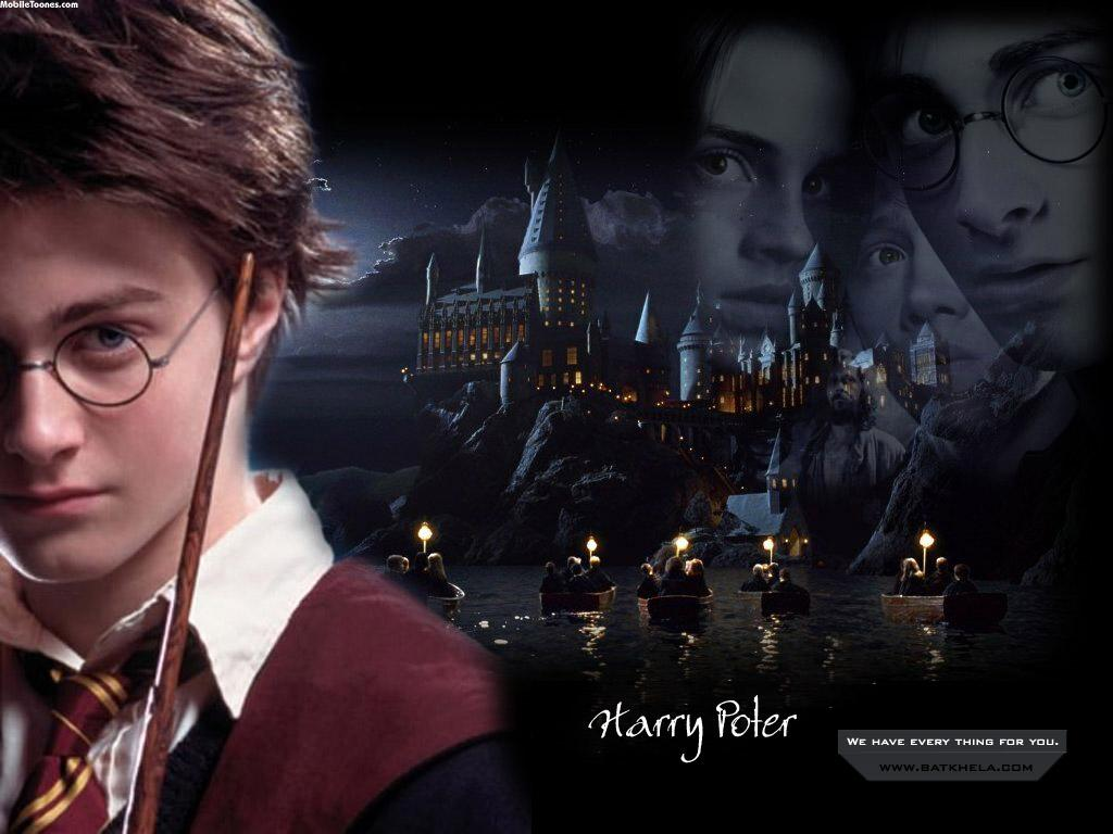 Download Harry Potter Mobile Wallpaper Mobile Toones 1024x768