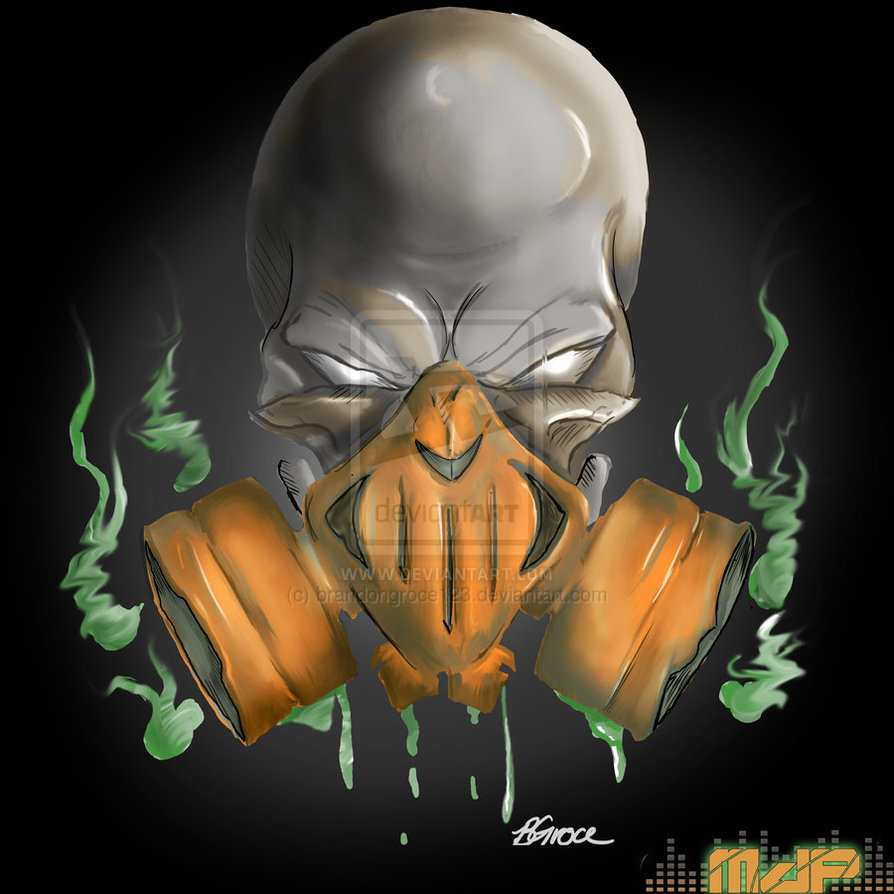 Cool Skull With Gas Mask Wallpapers Images Pictures Becuo 894x894