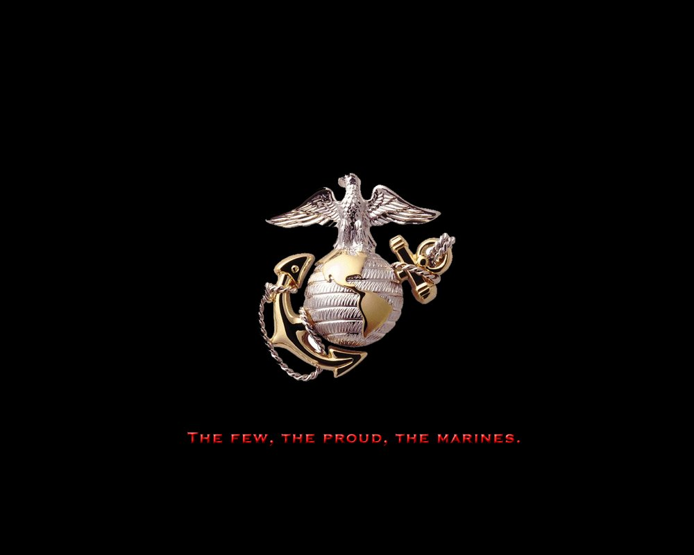 USMC Wallpaper by Outofthisworld 1000x800