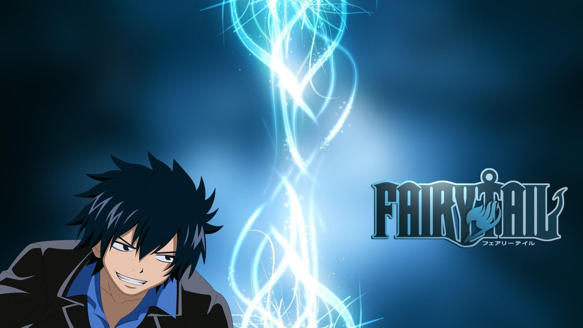 Fairy Tail Gray Wallpapers 1920x1080
