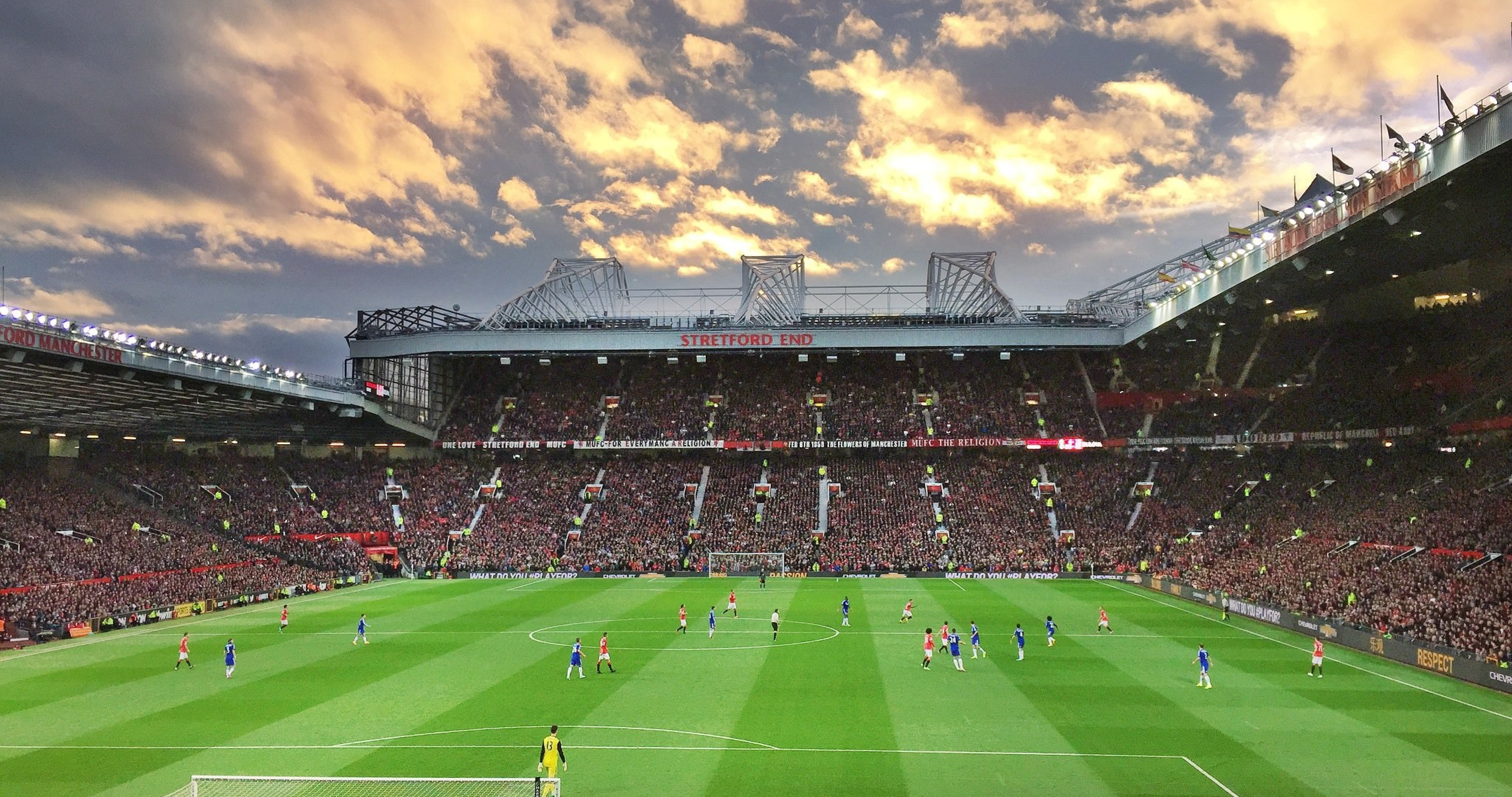 Best Of Manchester United Ultra Hd Wallpaper Great Foofball Club 4096x2160