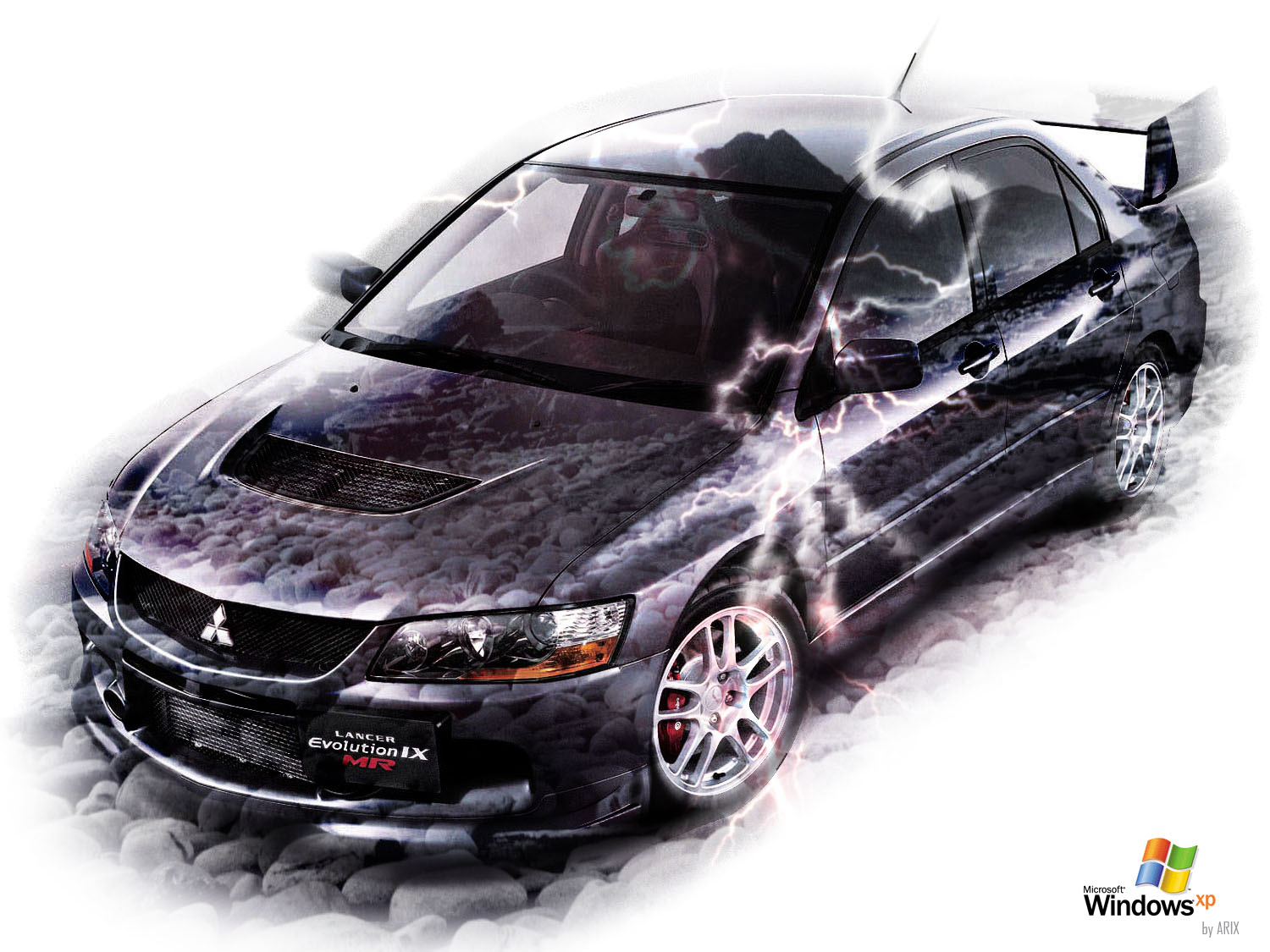 Free Download Mitsubishi Lancer Evolution Wallpaper