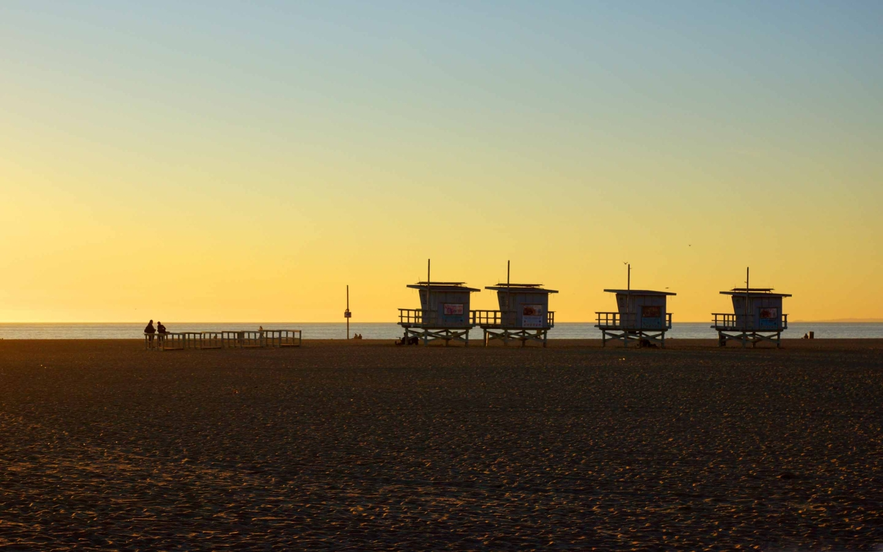 Los Angeles Venice Beach Mac Wallpaper Download Mac 1280x800