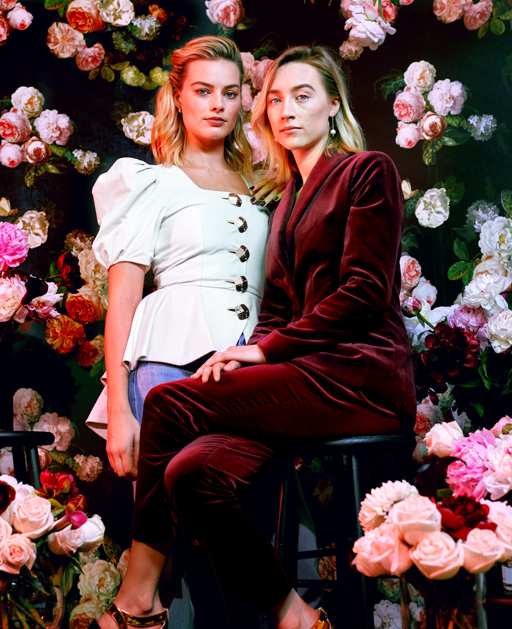 Saoirse Ronan and Margot Robbie Are Coming Into Their Power   The 1670x2048