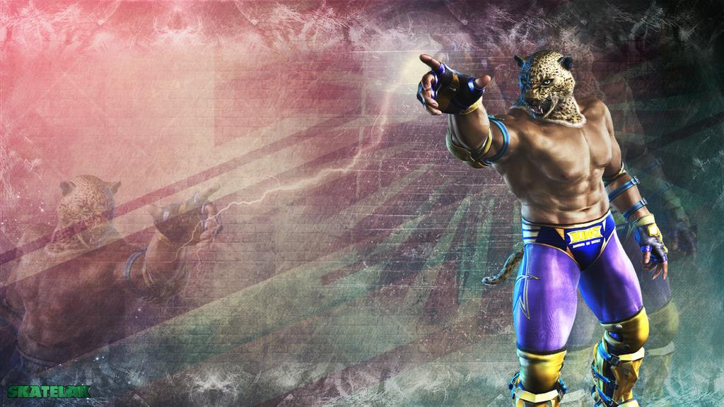 Wallpaper de Tekken KINGI m king By Skatelak by Skatelak on 1024x576