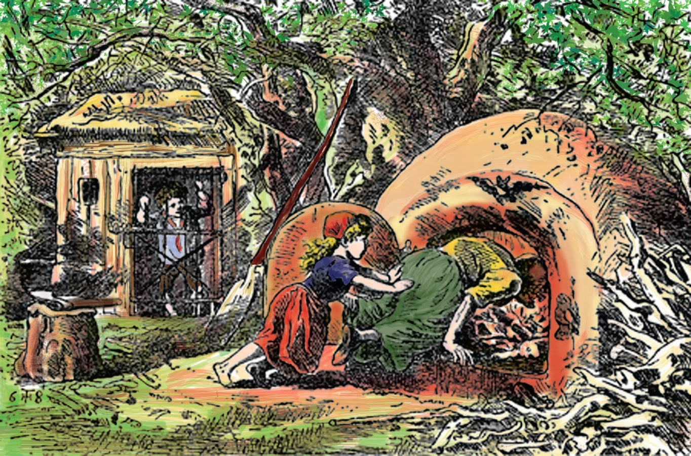 Hansel and Gretel Cannibalism Part II History Behind Game of 1364x900