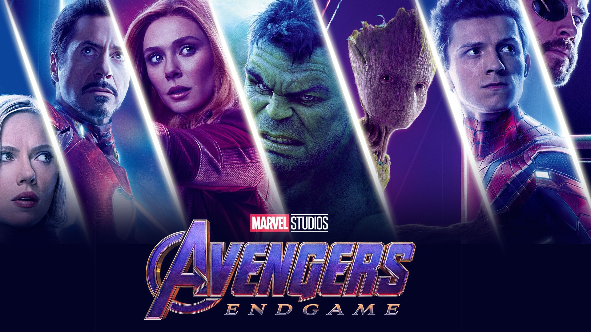 Wallpapers Avengers Endgame 2019 Movie Poster Wallpaper HD 1920x1080