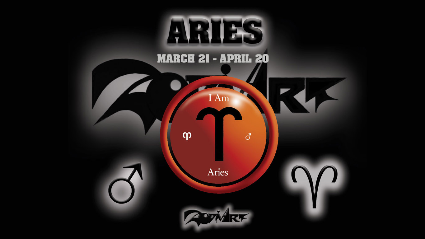 aries zodiac hd images5 1366x768