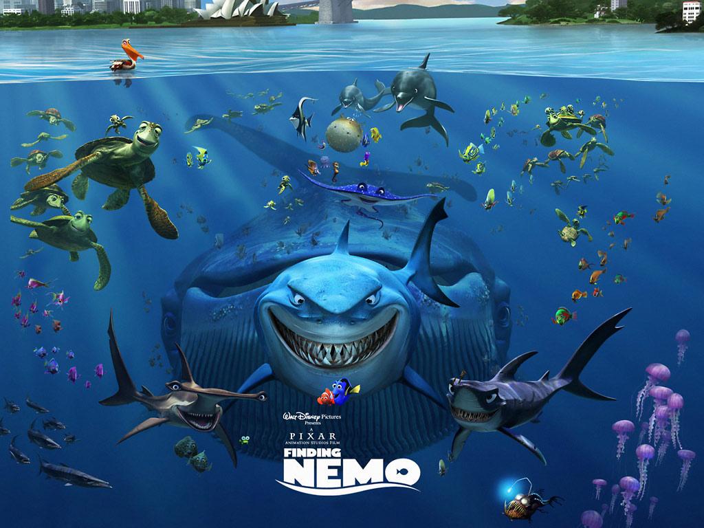 Hd Nemo Wallpapers Wallpapersafari