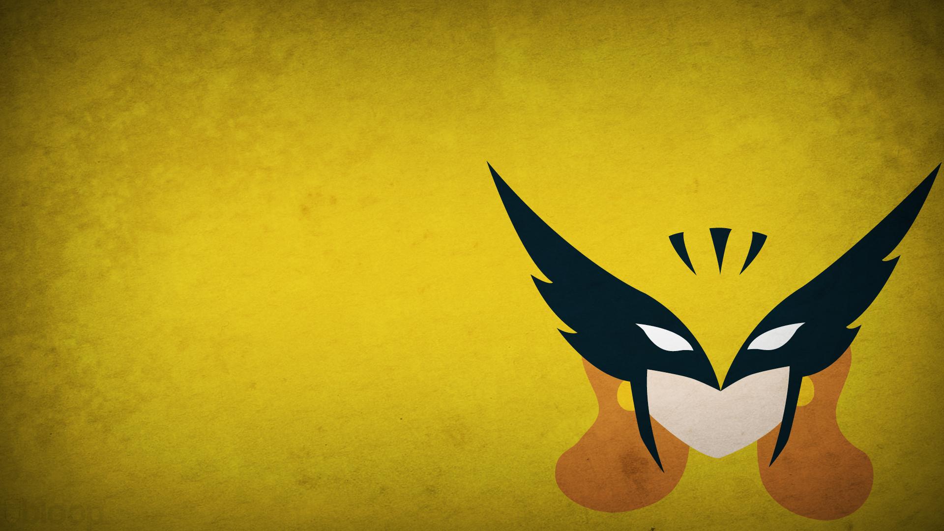 Hawkman Logo   Viewing Gallery 1920x1080