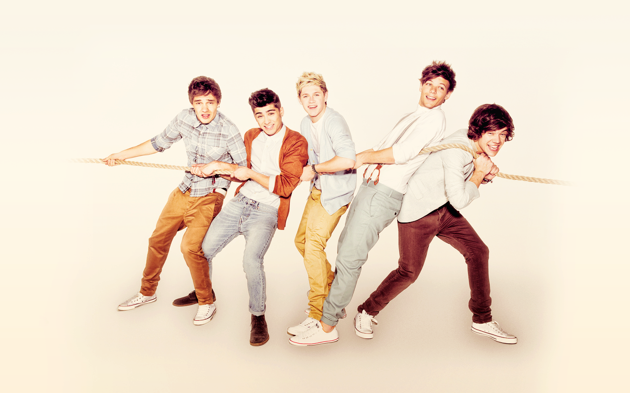 One Direction Wallpapers 1280x800