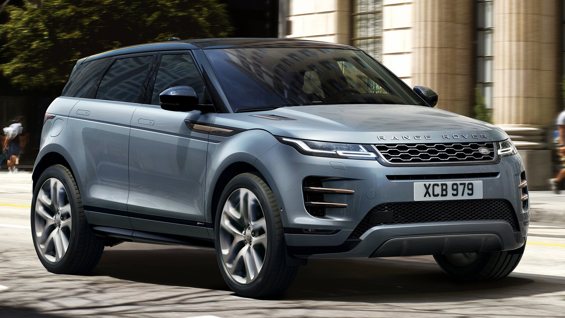2019 Range Rover Evoque R Dynamic   Wallpapers and HD Images Car 1920x1080