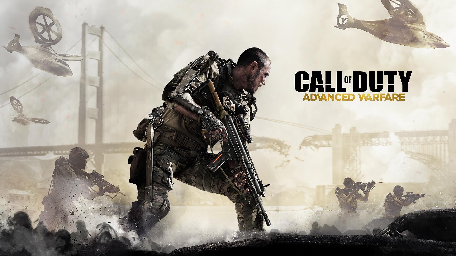 Call of Duty Advanced Warfare Hands On Impressions   SheAttack 1920x1080