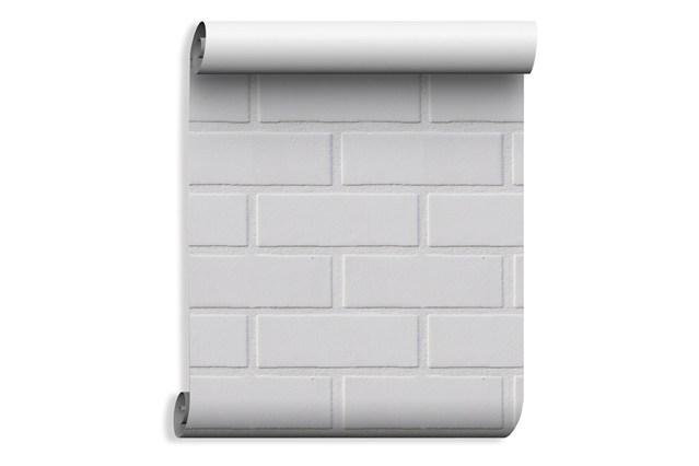 White Brick Effect Wallpaper   Wallpaper Ideas Designs 639x426
