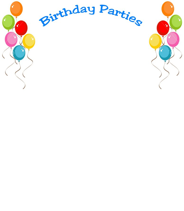 birthday parties backgrounds wallpapersjpg 775x890