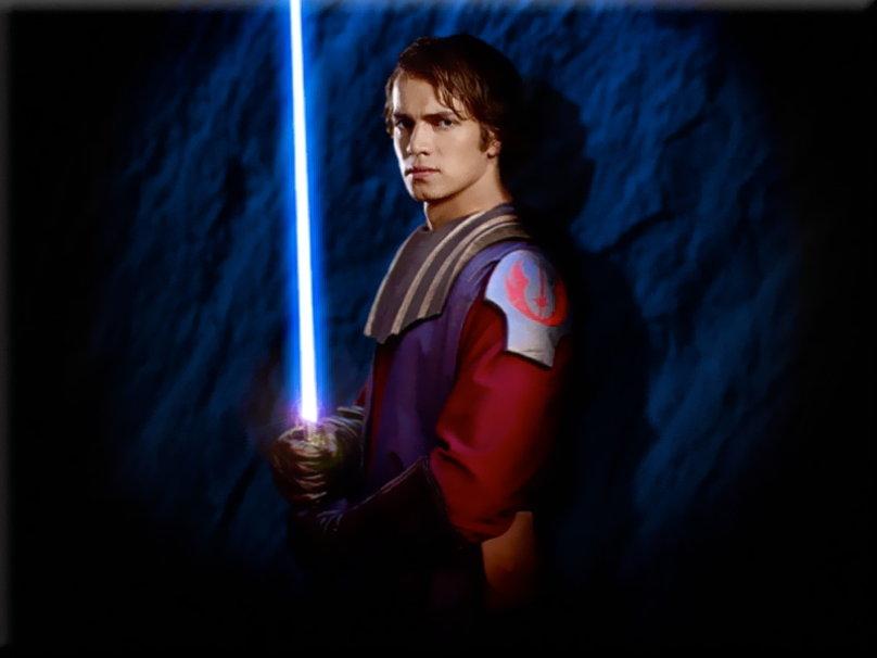 Anakin Skywalker CW wallpaper   ForWallpapercom 808x606