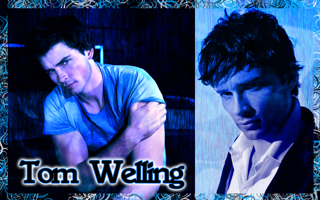 Tom Welling Wallpaper 2 by CertainlyLostFameGal on deviantART 1280x800