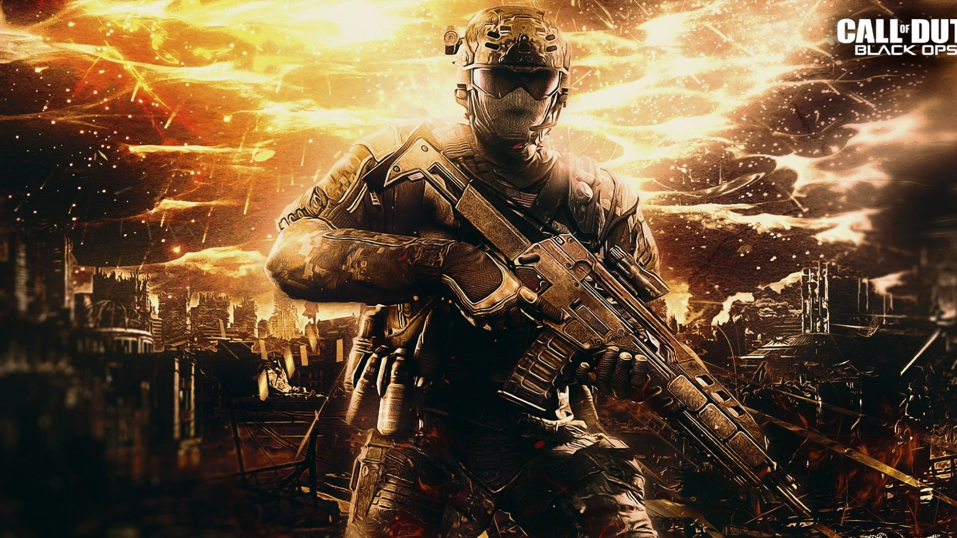 Free Download Call Of Duty Black Ops 2 Wallpaper Photo Hd